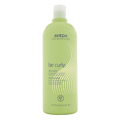 *AVEDA 卷髮洗髮精1000ml (附壓頭)