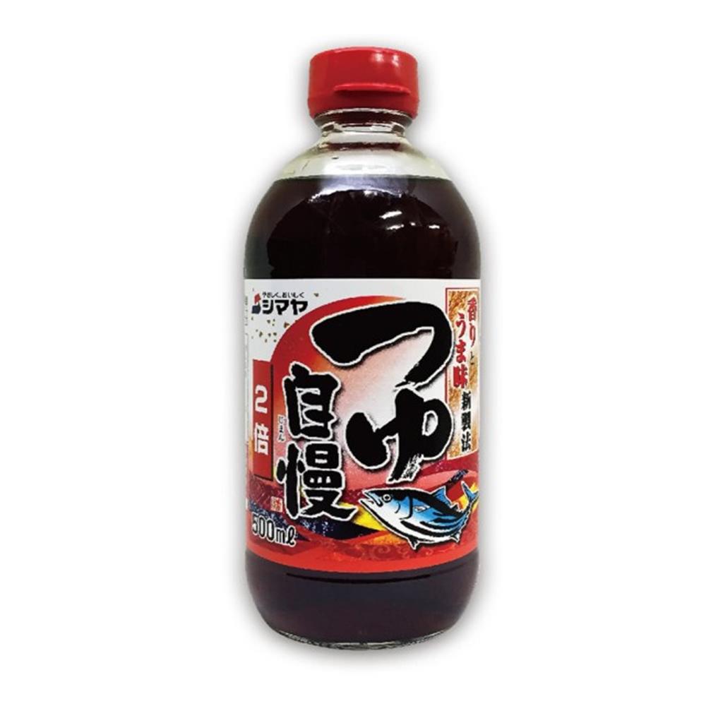 喜滿屋  鰹魚露醬油(500ml)