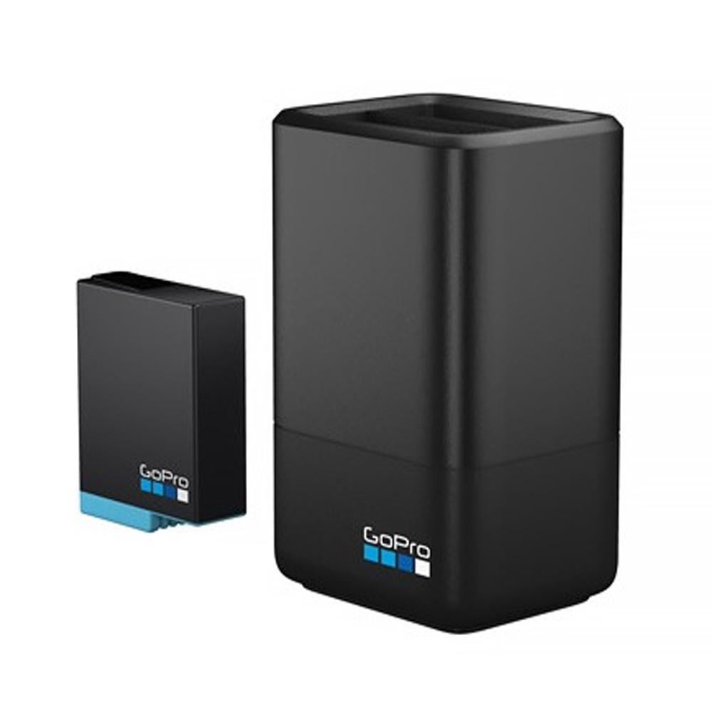 GoPro MAX雙電池充電器+電池(公司貨)