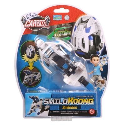 任選HelloCarbot 獵風美洲虎變形蛋_CK32371 衝鋒戰士公司貨