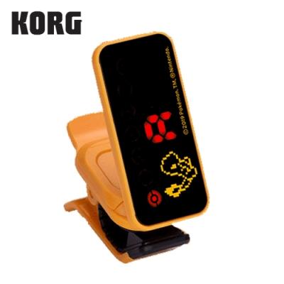 KORG PitchClip 2 PC-2 寶可夢聯名款夾式調音器 小火龍款