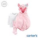 Carter's 粉紅豬造型連身裝