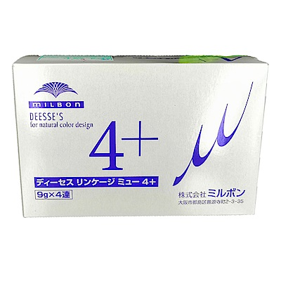 MILBON哥德式 柔漾護髮系列(公司貨)柔漾4+ 9Gx4(10盒入)