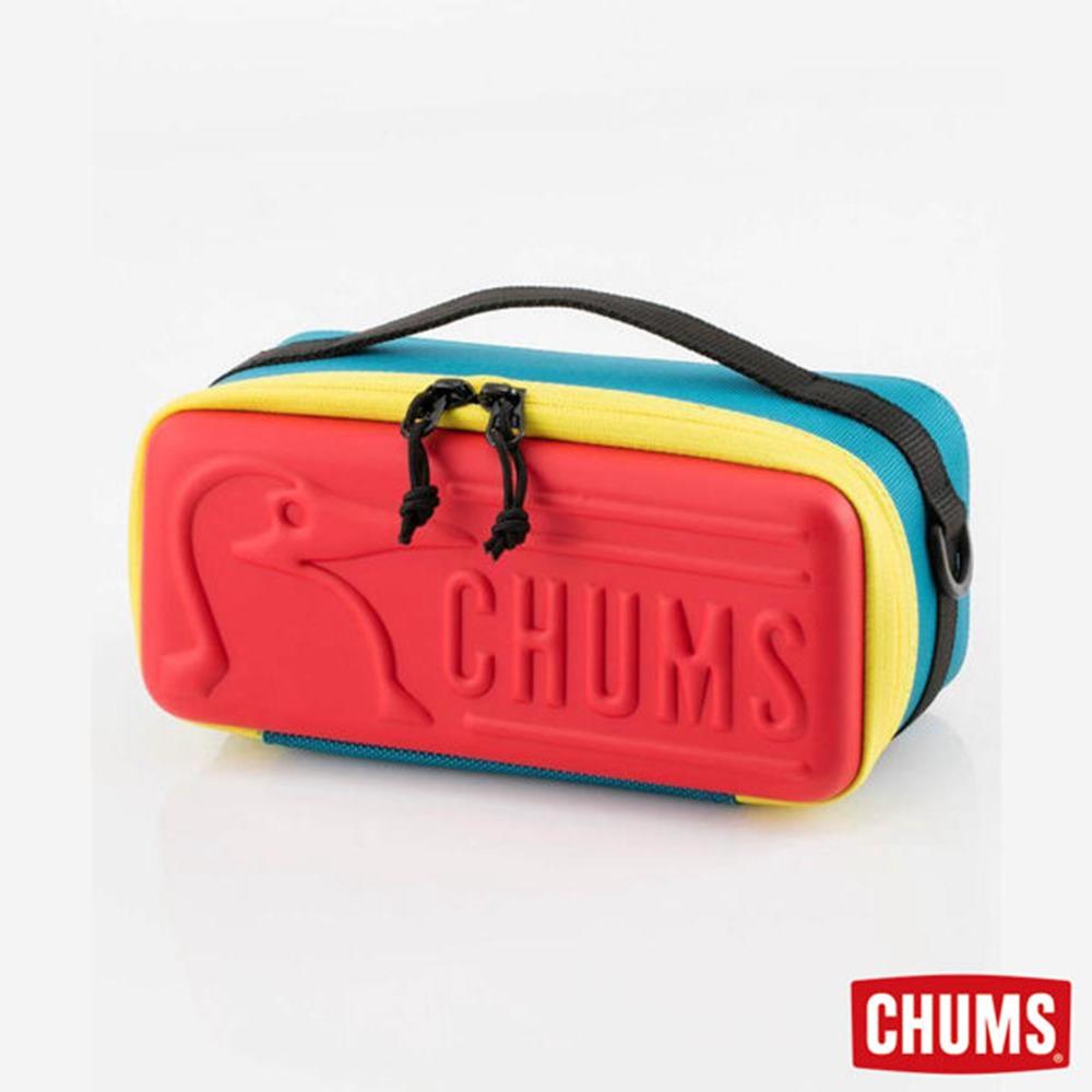 CHUMS 日本 Booby 收納盒 玩具收納箱(S) 紅/藍綠
