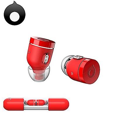 Air by crazybaby(NANO) 彩色膠囊真無線耳機(紅色)