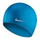 NIKE  兒童 矽膠 泳帽 男女童 藍 TESS0106-458 product thumbnail 1