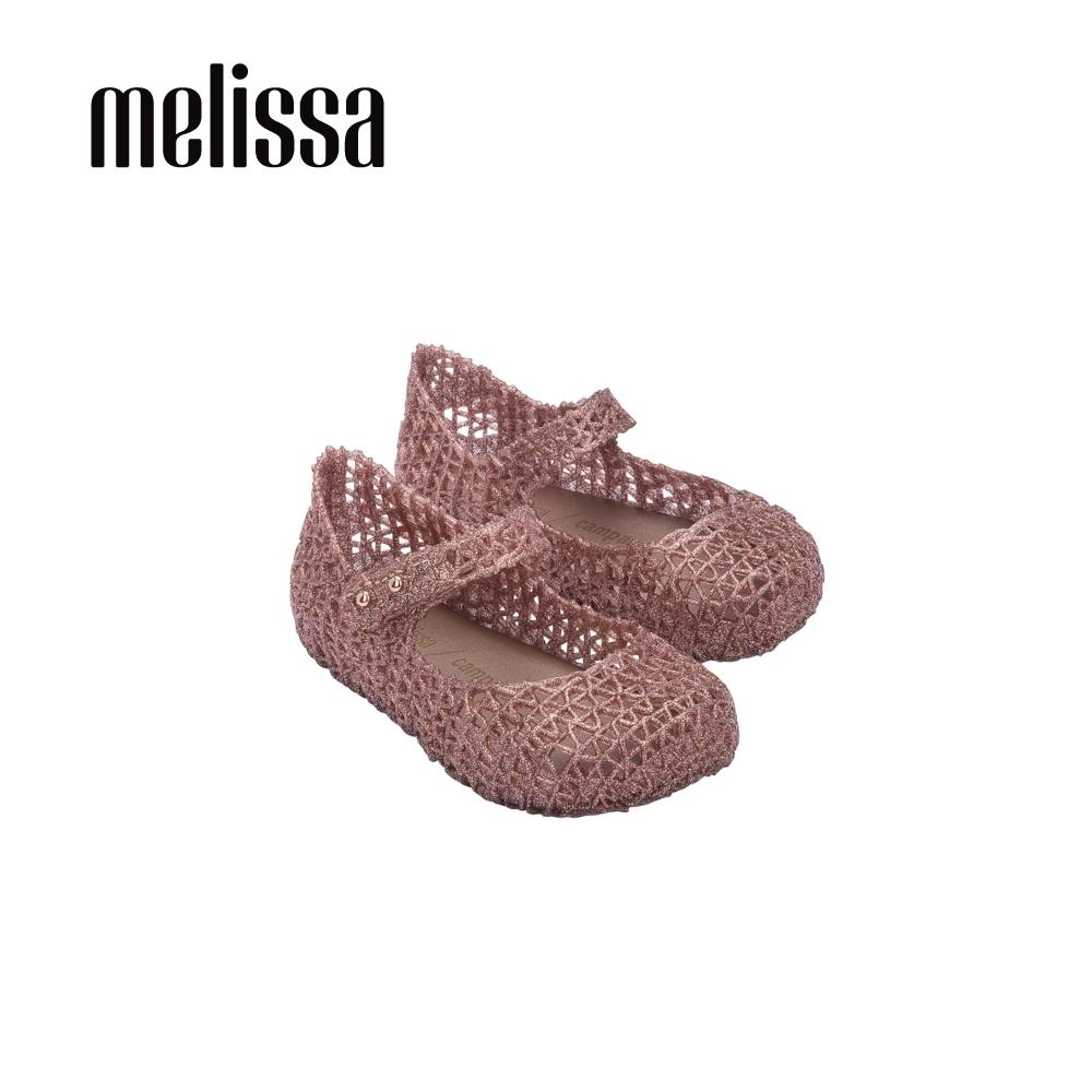Melissa CAMPANA經典鳥巢娃娃鞋 寶寶款-粉