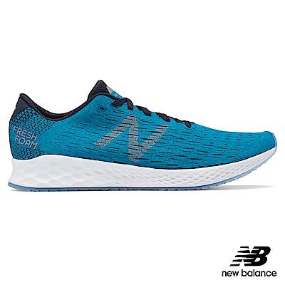 New Balance 輕量跑鞋_MZANPDO_男性_藍綠_2E
