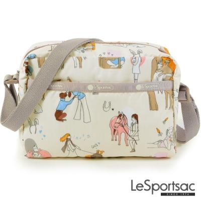 LeSportsac - Standard側背隨身包(歐式休閒)