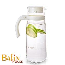 Bafin House 台玻耐熱玻璃冷水壺 1215ml
