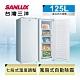 SANLUX台灣三洋 125L 單門直立式冷凍櫃 SCR-125F product thumbnail 1