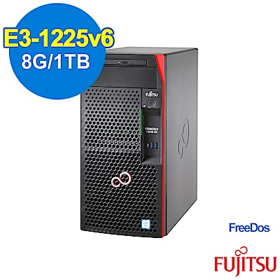 FUJITSU TX 1310  M 3  伺服器 自由配