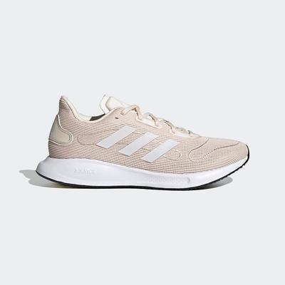 adidas 愛迪達 慢跑鞋 女鞋 運動鞋 緩震 粉 FX6883 GALAXAR RUN SHOES