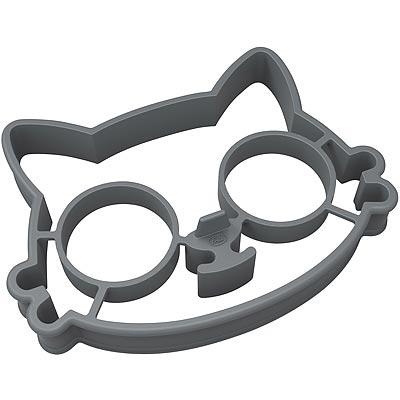《KitchenCraft》Fred矽膠煎蛋器(貓臉)