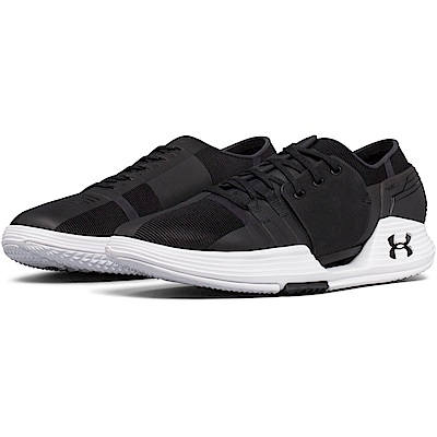 Under Armour男訓練鞋2.0 黑