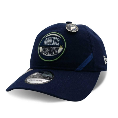 New Era 920 NBA DRAFT 棒球帽 灰狼隊