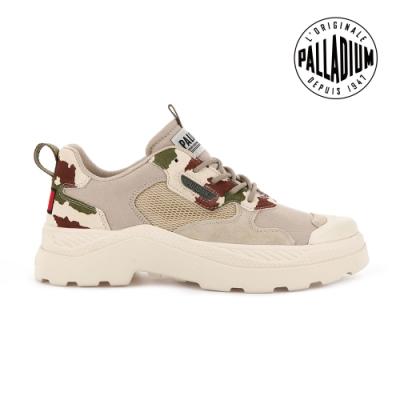 PALLADIUM PALLAKIX 90 LOW CAMO軍規迷彩鞋-中性-法軍迷彩