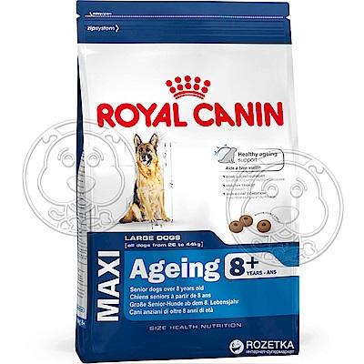 法國皇家SGR+8《大型老齡犬8歲以上》15kg
