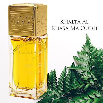 Khalta Al Khasa Ma Oudh叢林探險 薔薇與檀香 男香50ml