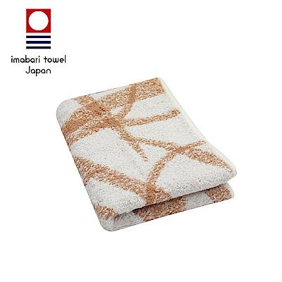 日本今治 純天然有機棉無染色毛巾(絲帶-粉藕紅)