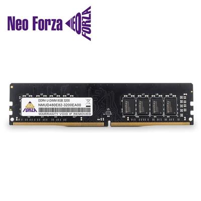 Neo Forza 凌航 DDR4 3200/8G RAM 桌上型記憶體(原生)