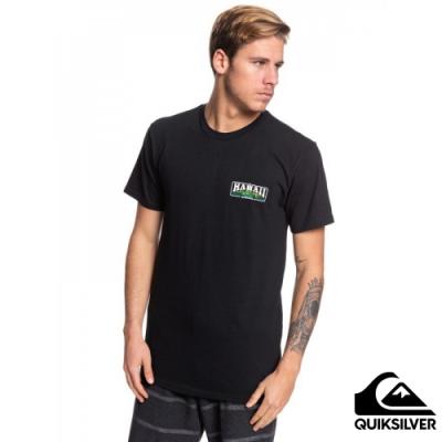 【QUIKSILVER】 HI SUNSHINE MT0 針織T恤 黑