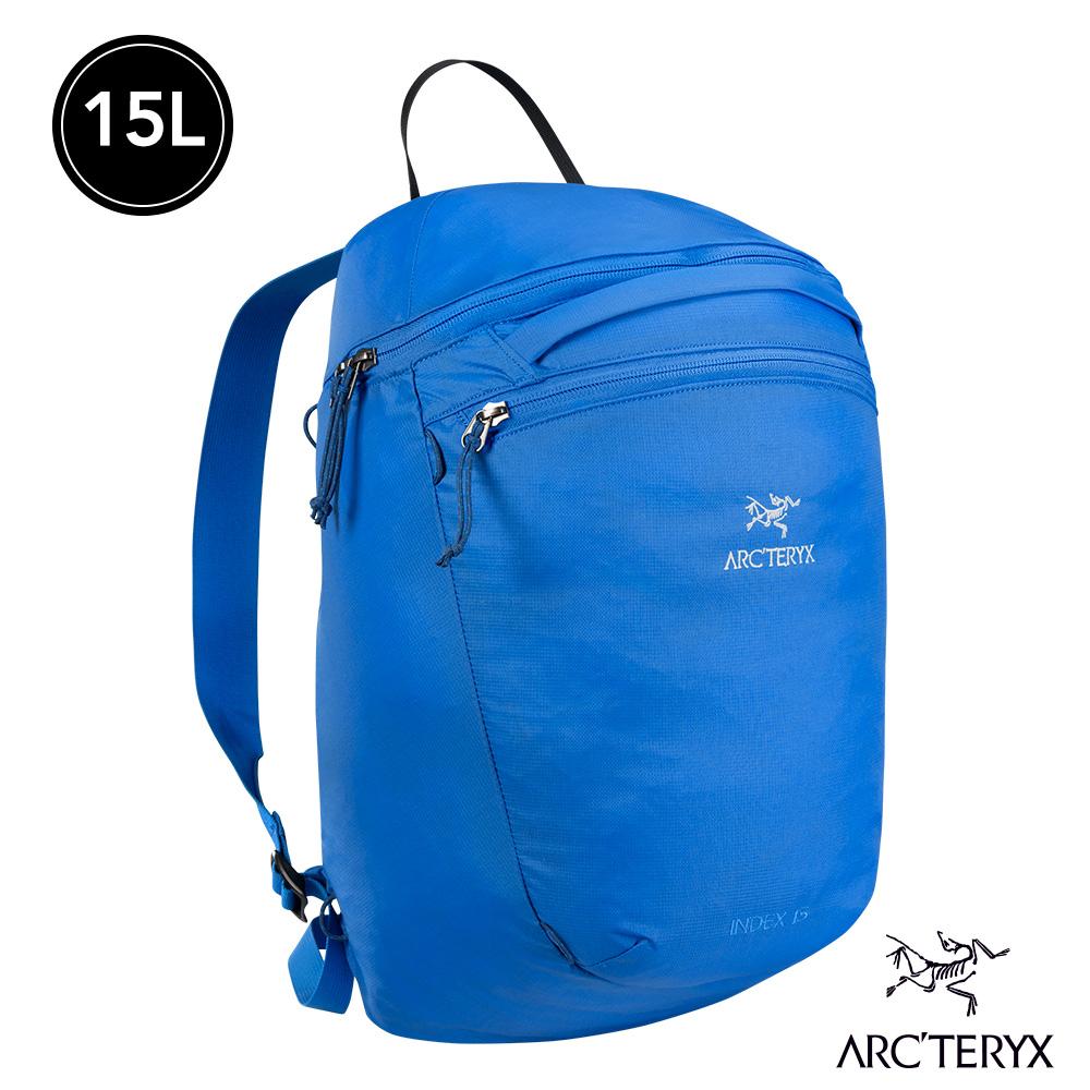 Arcteryx 24系列 Index 15L多功能後背包 參宿藍