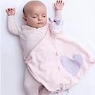 美國 Angel Dear 動物嬰兒安撫巾禮盒版 (愛心獨角獸)