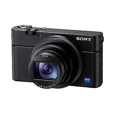 SONY RX100M6 (VI) 進擊焦段4K輕巧全能類單眼*(中文平輸)
