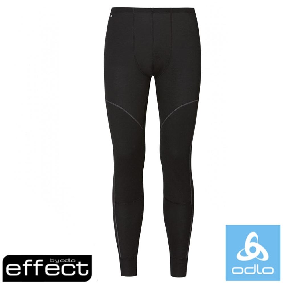 ODLO X-WARM effect 男頂級機能型銀離子保暖長褲_黑