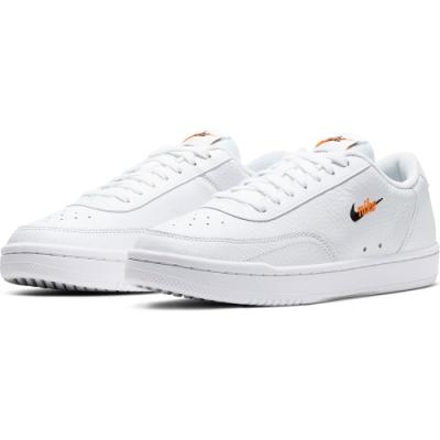 NIKE 皮革 休閒鞋 運動鞋 白 女鞋 CW1067100 WMNS COURT VINTAGE PRM