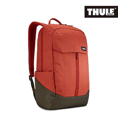THULE-Lithos 20L筆電後背包TLBP-116-橘紅