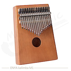 恩雅 NEYA 卡林巴 單板17音 拇指琴 (桃花芯木) Kalimba (附厚琴包)