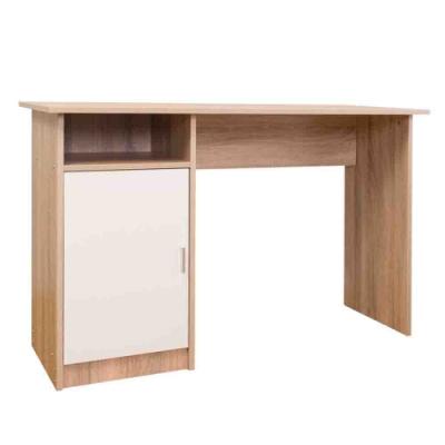 柏蒂家居-布倫丹單門空抽書桌/工作桌(二色可選)-116x50x75cm