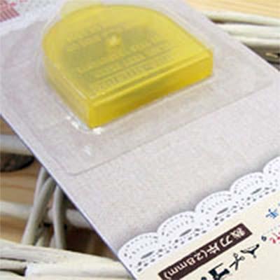縫紉工具 NCC 28MM裁刀片 2入