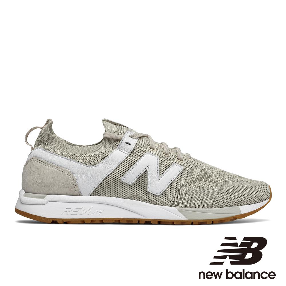 New Balance 復古鞋 MRL247DX 中性 米白
