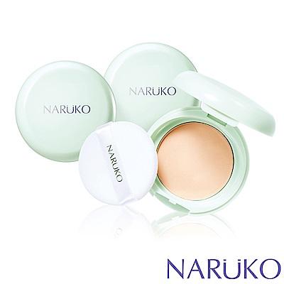 NARUKO牛爾 茶樹輕透吸油蜜粉餅3入