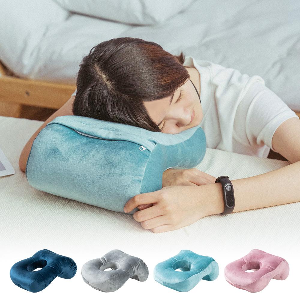 威瑪索 午睡枕/趴睡枕/頸枕/靠枕墊 (4色) [限時下殺] product image 1