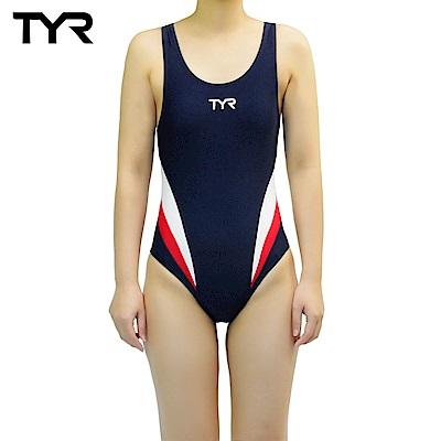 美國TYR 女用修身款泳裝 Delora Aeroback