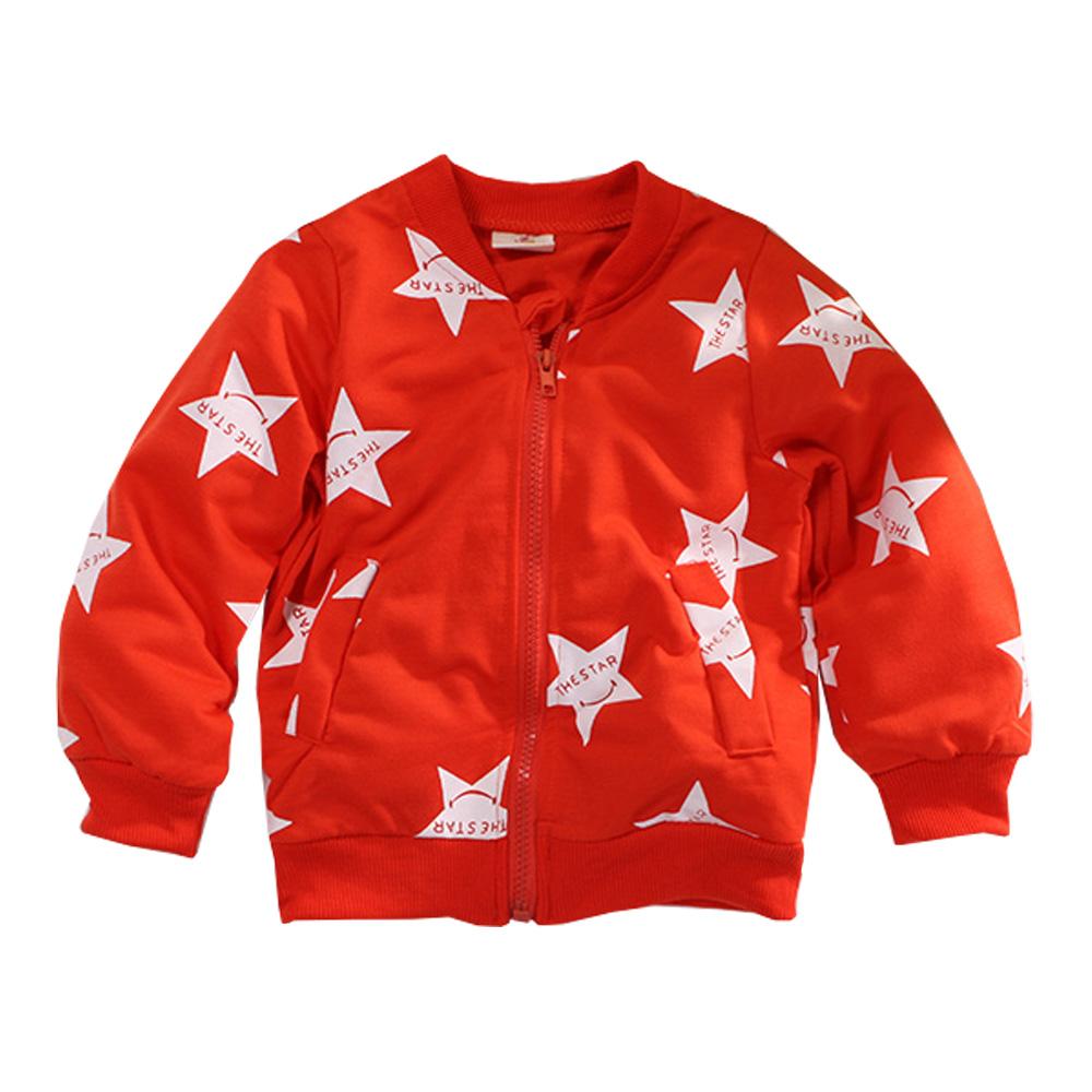 星星印花薄款外套 k60685 魔法Baby