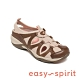 Easy Spirit-seEARTHEN10 簍空撞色休閒涼鞋-咖啡色 product thumbnail 1