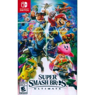 任天堂明星大亂鬥 特別版 Super Smash- NS Switch 中英日多國語文美版