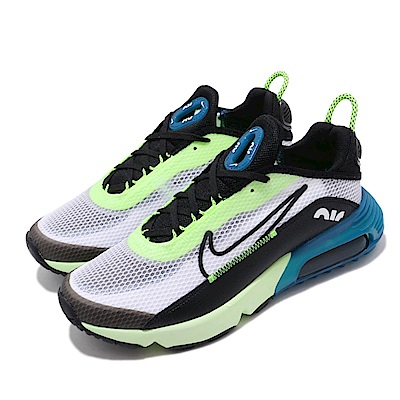 Nike 休閒鞋 Air Max 2090 運動 女鞋 氣墊 舒適 避震 未來之鞋 大童 白 CJ4066101