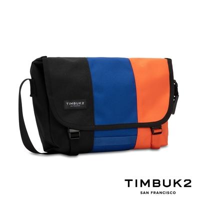 Timbuk2 Classic Messenger 13 吋經典郵差包 - 藍橘黑拼色