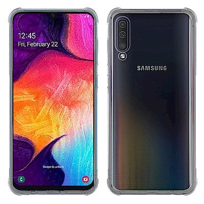 Metal-Slim Samsung Galaxy A50 強化防摔抗震空壓手機殼