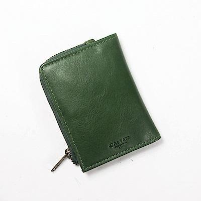 CALTAN-零錢包 卡片收納包 卡片夾 小物 零錢袋-2183cd-g