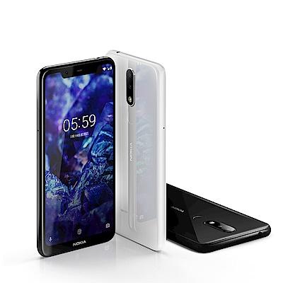 Nokia 5.1 Plus 5.8吋全螢幕智慧型手機