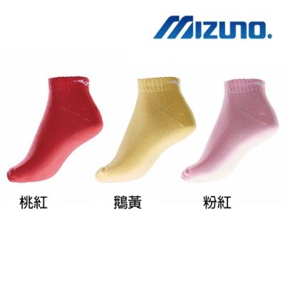 Mizuno美津濃 女運動薄底踝襪(3雙入)*3組 32TX8B4691