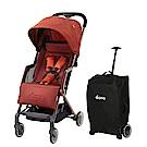 美國 【 Diono Traverze 】 TT 車,銅立方 - 輕便型行李式秒收嬰幼兒推車