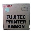 FUJITEC DL3800原廠色帶(黑色)